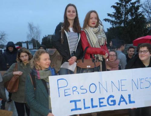 Lorient, Vannes : pour Sandro et les autres lycéen-ne-s menacé-e-s d'expulsion, leurs camarades se mobilisent !