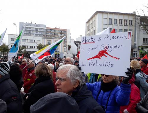 15 mars – Une mobilisation exceptionnelle en Bretagne !