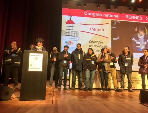 Pour le service public, pour les usagers et pour nos métiers – Solidarité avec les factrices et facteurs de Rennes !
