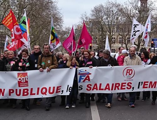 Mardi 22 mai unitaire : les lieux et les horaires en Bretagne