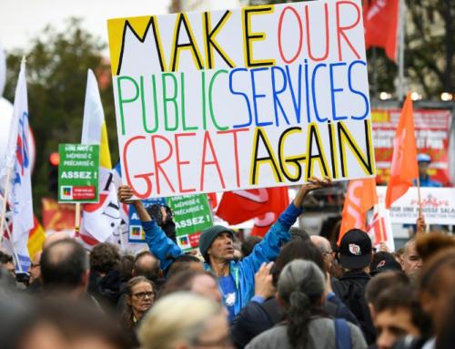 Notre Fonction publique est en danger : usagers, agents publics, défendons-la tou-te-s ensemble le 22 mai !