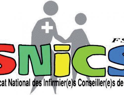 Concours d'infirmier.e de l'Éducation Nationale : le SNICS -FSU organise la préparation au concours