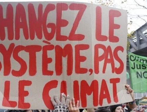 «De l'assiette à la planète, la révolution qui vient» – Grand stage d'automne de la FSU Bretagne