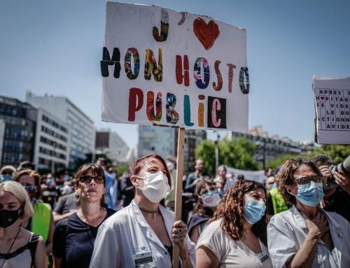 L'hôpital, notre affaire à tou.tes ! Le 16 juin dans la rue pour notre santé !